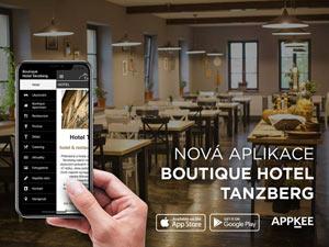 Mobilní Aplikace Boutique Hotel Tanzberg