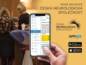 Mobilní Aplikace Česká neurologická společnost