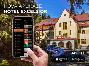 Mobilní Aplikace Hotel Excelsior