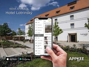 Mobilní Aplikace Hotel Lotrinský