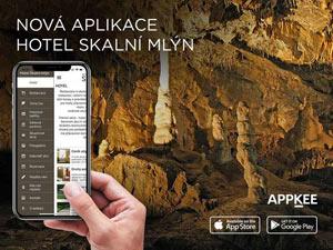 Mobilní Aplikace Hotel Skalní mlýn