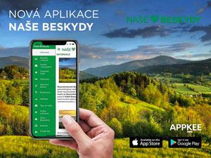 Mobilní Aplikace Naše Beskydy