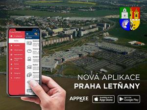 Mobilní Aplikace Praha Letnany