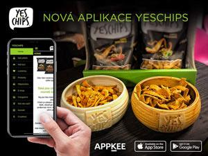 Mobilní Aplikace Yeschips